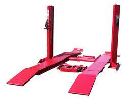 2 post lift two post lift auto lift car lift derek weaver company