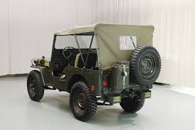 ford pygmy 1951 willys m38 jeep hyman ltd classic cars