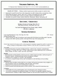 Resume Of A Registered Nurse New Rn Resume Sample Nurses Resume Format Resume Format And
