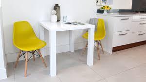 white square kitchen table eames dining set eames replica white gloss kitchen table