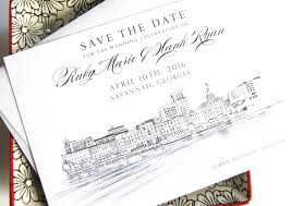 scroll wedding programs skyline wedding invitations and save the date cards