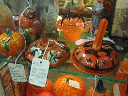 halloween cups and plates c dianne zweig kitsch u0027n stuff tips on collecting halloween