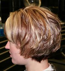 hairstly short cut for women from back view short hairstyle short