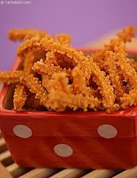 soya chakli special namkeens manufacturer rice and soya sticks gluten free recipe recipe by tarla dalal