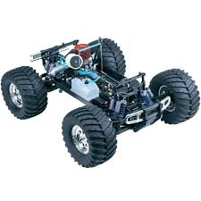 nitro monster trucks thunder tiger 1 8 rc model car nitro monster t from conrad com