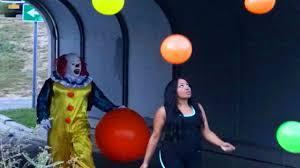 when was the first halloween killer clown halloween prank youtube