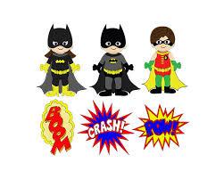 batman robin clipart 2091641