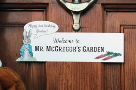 mr mcgregor s garden rabbit a rabbit themed 3rd birthday party the next big adventure