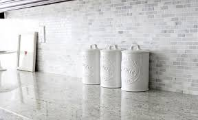 black and white checkered canisters kitchen design