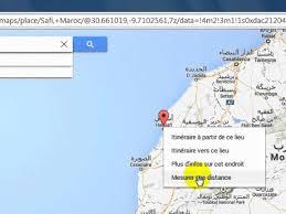 Distance Map La Distance Vol D U0027oiseau Google Maps 2014 Youtube