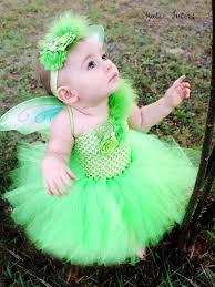Tinker Bell Halloween Costumes Tinkerbell Headband Wings Green Birthday Halloween
