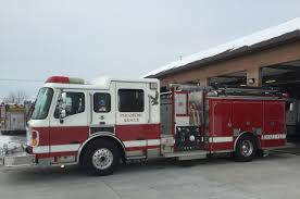 volvo truck 2003 2003 american lafrance custom rescue pumper used truck details