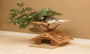 small beds for small rooms unique cat tree house custom cat