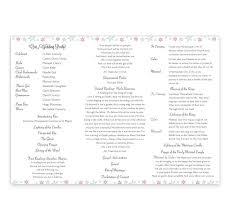wedding ceremony booklet winter wedding ceremony booklet loving invitations