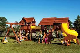 backyard swings set