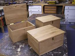 large wooden box larger hardwood custom wooden boxes