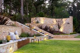 Backyard Hill Landscaping Ideas Backyard Garden Design Ideas