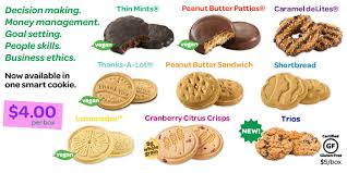 it s scout cookie time