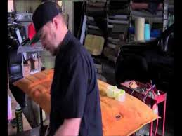 How To Do Upholstery How To Do Upholstery Removing A Recovering A Headliner Youtube