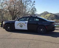 new chp car hits patrol