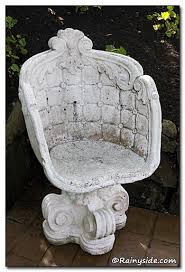 Stone Chair Come Sit Awhile Part 3