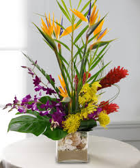tropical flower arrangements tropical sunset tropical floral bouquet veldk s flowers