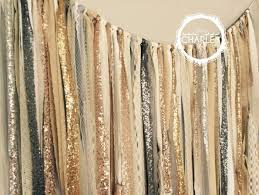 Glitter Backdrop 24 Ways To Add Glitter To Your Home Decor Home Designing