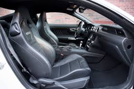 Mustang Gt 2015 Interior 2015 Ford Mustang The Pros And Cons Of Optional Recaro Seats