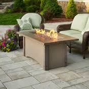 Patio Tables With Fire Pit Fire Pit Tables Woodlanddirect Com Outdoor Fireplaces