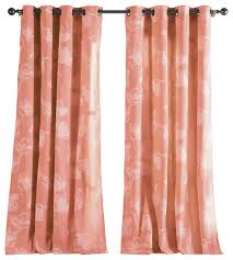 kensie aster pair panel contemporary curtains by duck river