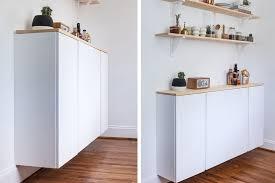 Ikea Kitchen Cabinet Hacks 21 Best Ikea Ivar Storage Hacks