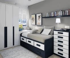 White Floor L Bedroom White Floating Frame Bed White Smooth Satin Curtain