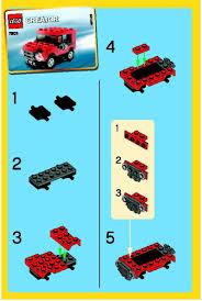 jeep instructions creator jeep instructions 7803 creator