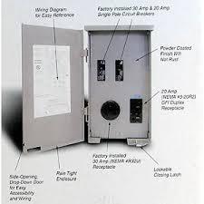 buy connecticut electric cesmpsc41grhr 30 amps 120240 volt circuit