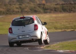 nissan micra race car η nissan ξεκινάει ενιαίο πρωτάθλημα στο καναδά με το micra cup w
