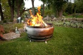 Copper Firepits Pits Chimineas Watson S Fireplace Patio Driveway Yard