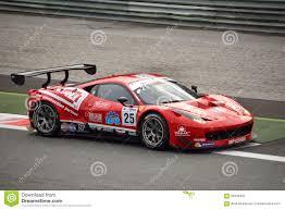 Ferrari 458 Gt - gt open ferrari 458 italia gt3 at monza editorial photography