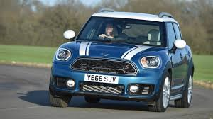 volkswagen mini cooper 2017 mini countryman review top gear