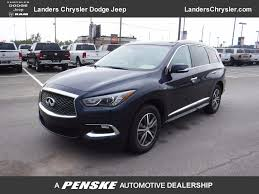 nissan infiniti qx60 2017 used infiniti qx60 awd leather back up camera u0026 sunroof