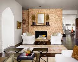 Fireplace Brick Stain by Lighter Stain Brick Houzz