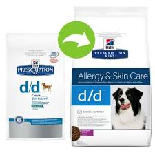 prescription diet canine d d food sensitivities