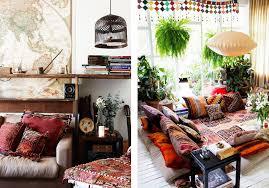 Bohemian Interior Design by Modern Bohemian Interiors Flüff Design And Decor