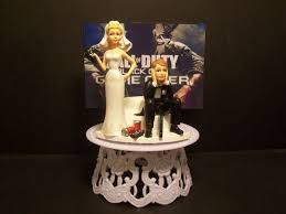 call of duty cake topper call of duty wedding cake topper by graffia ggvogue