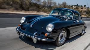 old porsche black 1963 porsche 356 carrera 2 jay leno u0027s garage youtube