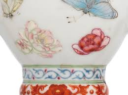 a guide to the symbolism of flowers on ceramics christie s