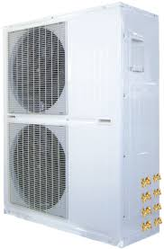ductless mini split 60000 btu dual zone 5 ton ductless mini split ac heat pump