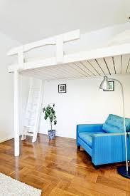 Designer Arbeitstisch Tolle Idee Platz Sparen Hochbetten Für Erwachsene Gute Idee Für Kleine Wohnung