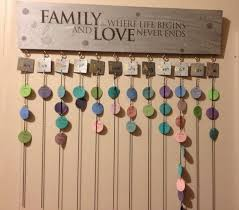 birthday board family birthdays birthday calendar sign family birthday board make