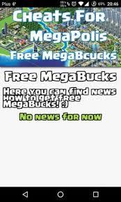megapolis hack apk cheats hack for megapolis apk free entertainment app