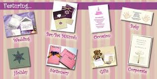 personalized invitations announcements stationery and gifts at